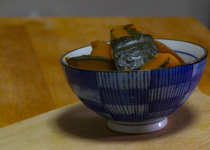 Picture of Kabocha no Nimono