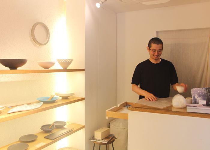 the owner of utsuwa kenshin