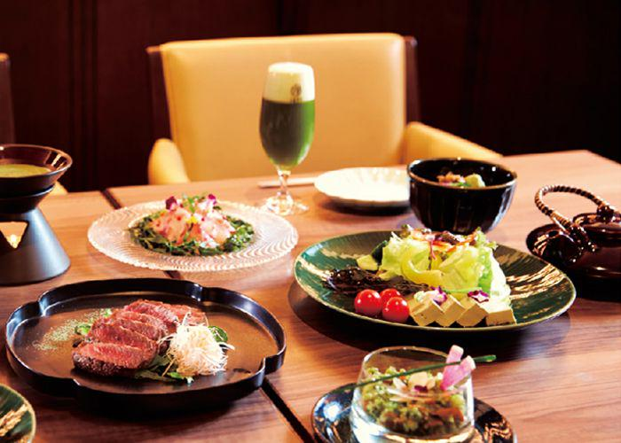food and drink that are provided by ochanomizu