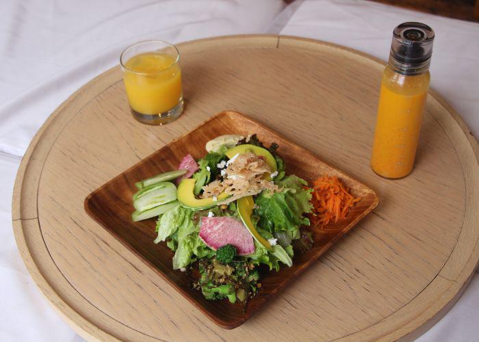 Lunch set from Chano-ma Daikanyama