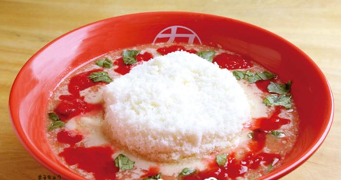 cheese ramen from Tukumo