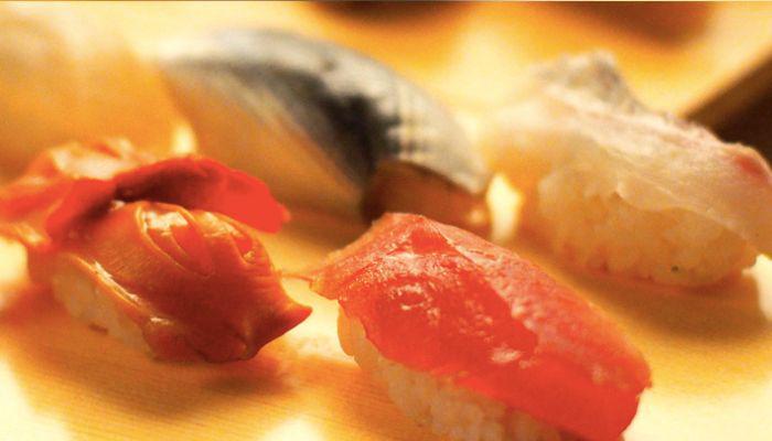 Bentenyama sushi