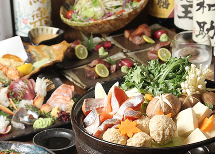 Nakameguro Yamaya Dishes
