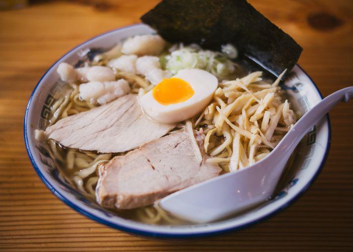 Bowl of Chicken Ramen