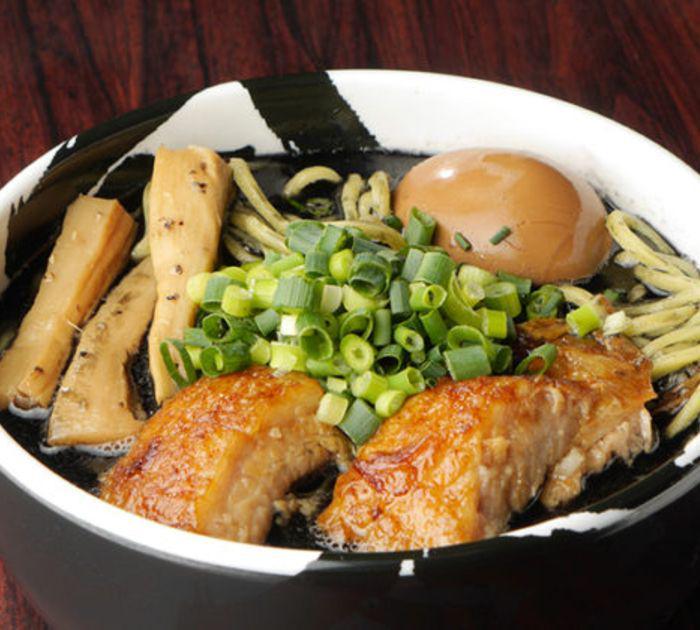 Black Ramen Bowl