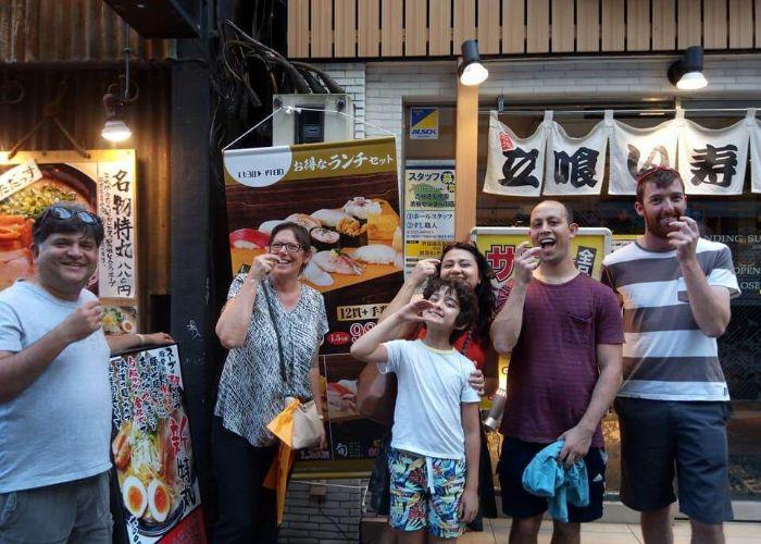 Street Food Hunt Shibuya