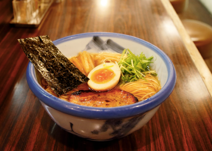 Japanese ramen from Afuri