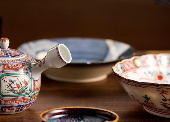 Dishes in Den gama
