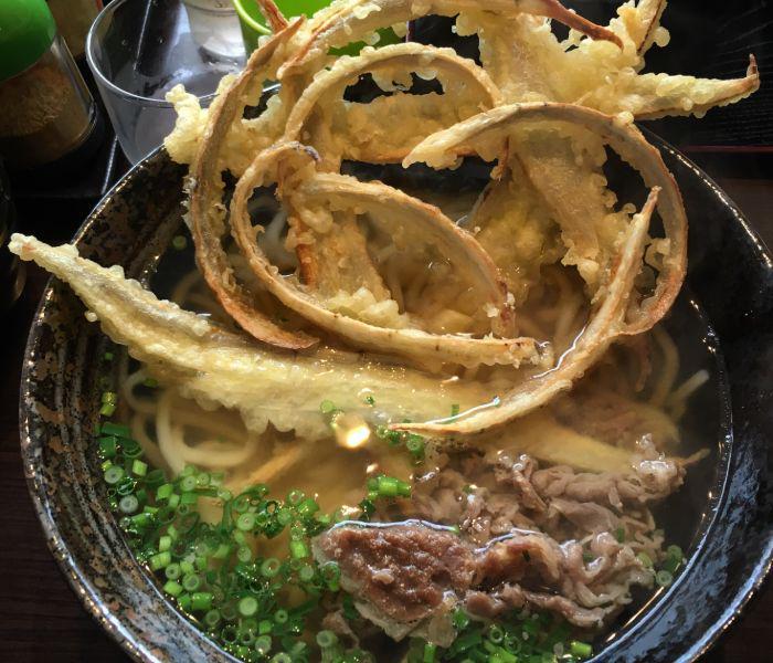 Goboten udon