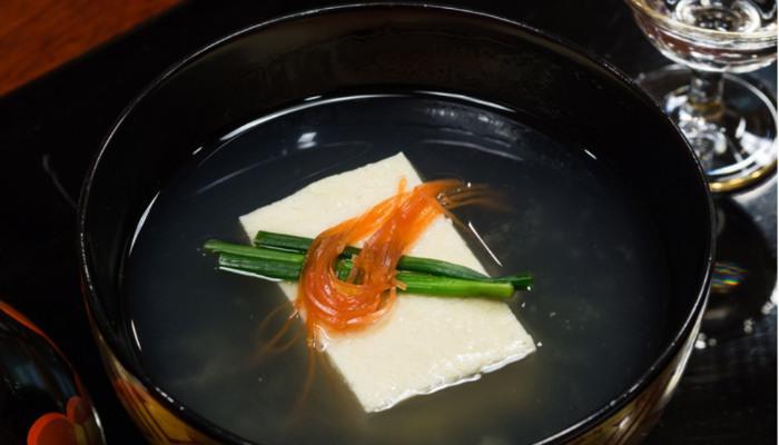 tofu kaiseki
