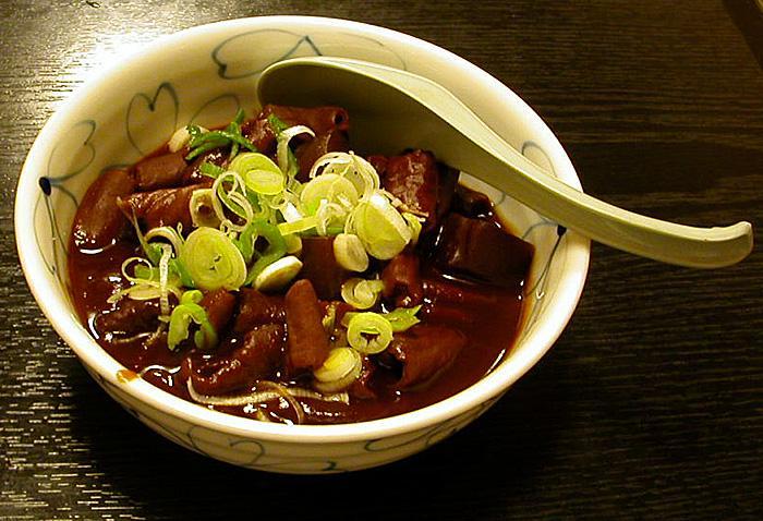 Doteni, a classic Nagoya dish using red miso paste