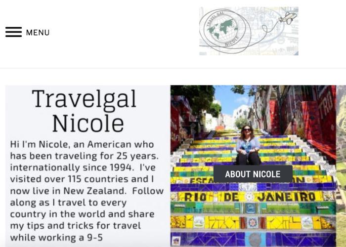 Nicole LaBarge's homepage