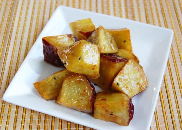 Daigaku Imo - Japanese candied sweet potatoes